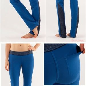 Lululemon 'Split' Leggings